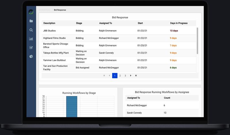 RhinoDox Platform Screen